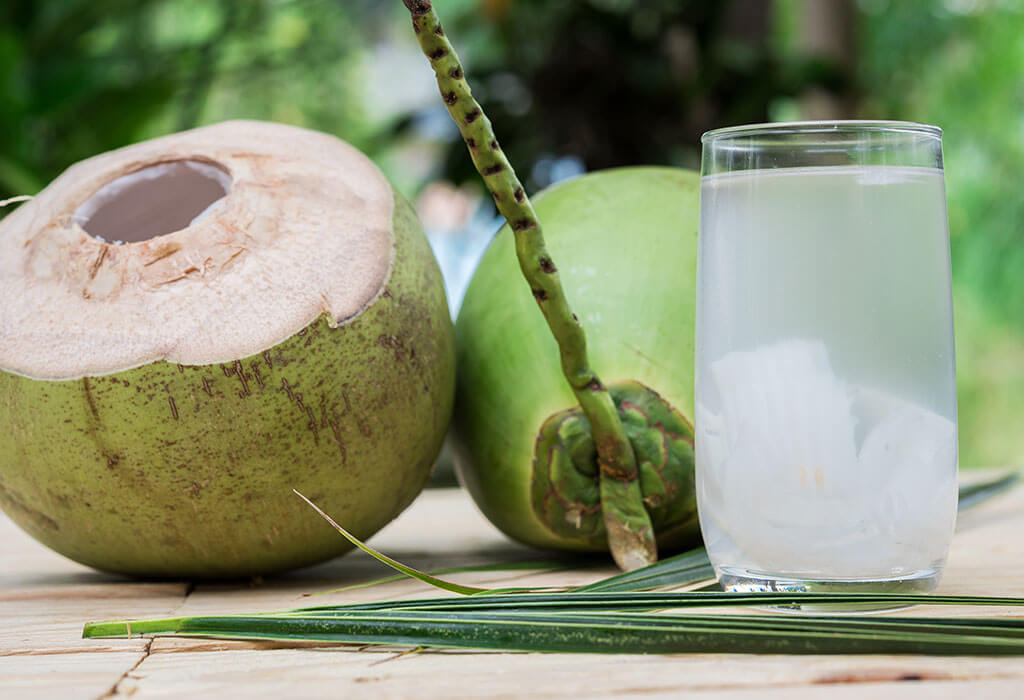 Benefits of Coconut Water can Prevent Cancer low in Calories