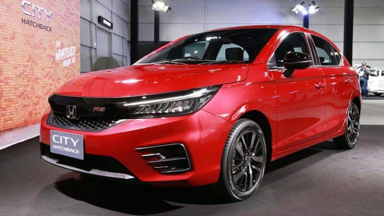 Honda City Hatchback RS, Is It Suitable to Substitute for Jazz