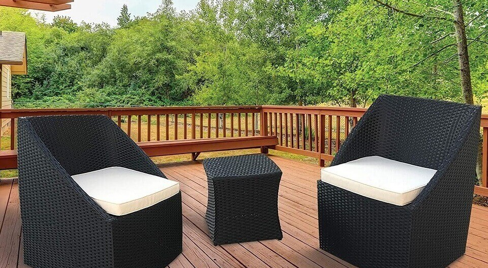 Poly Rattan Garden Furniture with the Weather Resistance