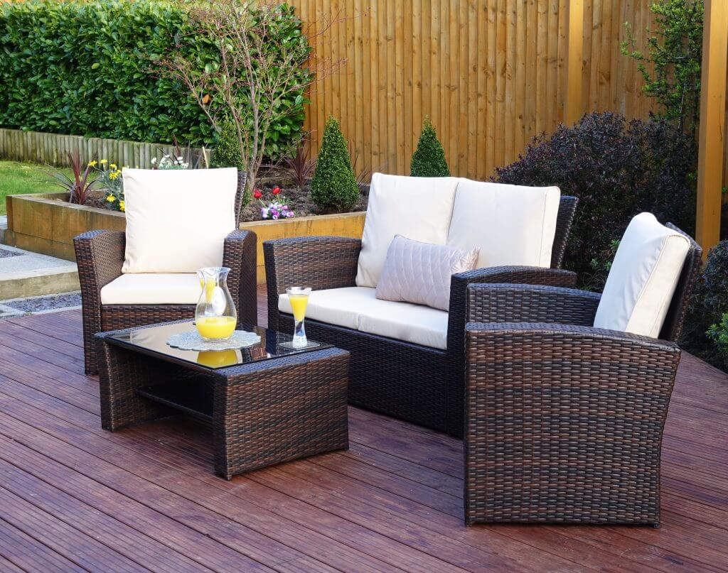 Recommended Synthetic Rattan Chairs, Starting From IDR 100K