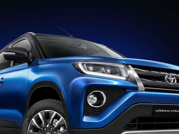 Specifications and Prices for the Toyota Urban Cruiser Compact SUV