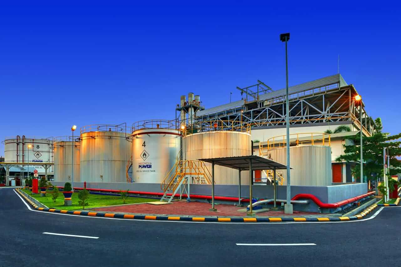5 Largest Natural Gas Producing Regions in Indonesia