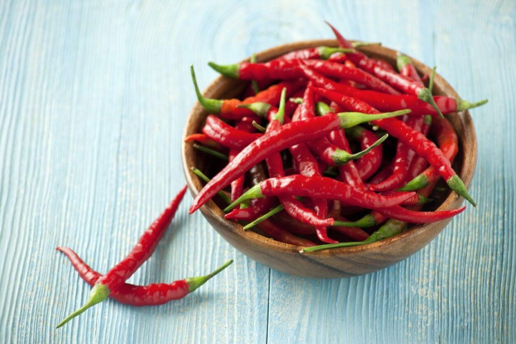 Benefits of Rawit Chilis, Nutrition and How to Grow Chili Peppers