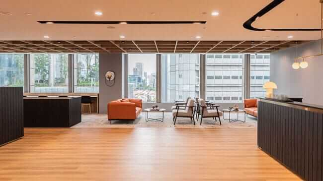 Gorilla Space Singapore and Flexible Workspace Recommendations