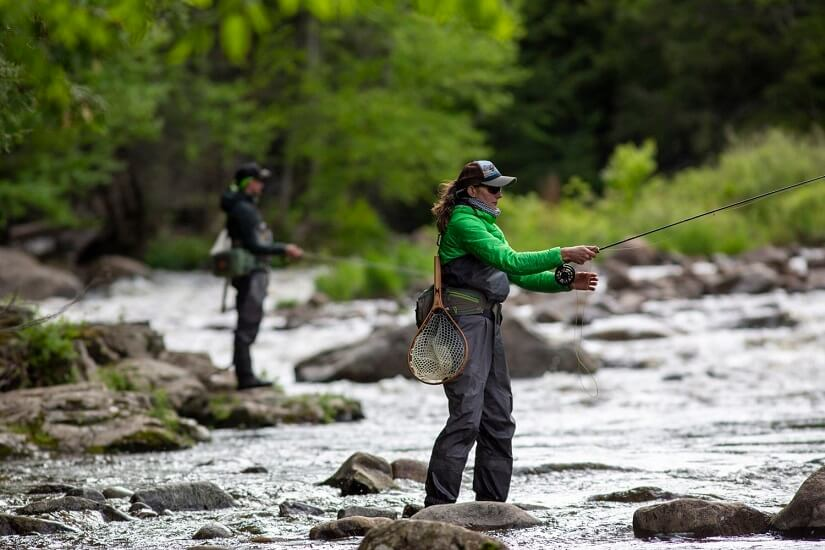 New York State Fishing Regulations by the Department of State