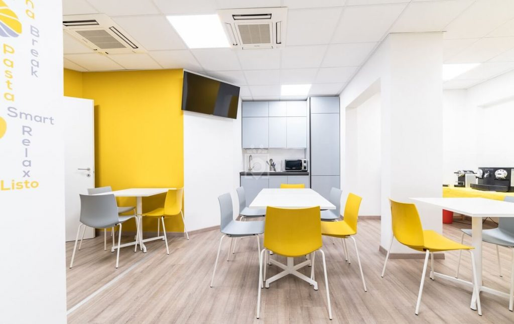 Coworking Milano Garibaldi is a Coworking Space and Rent-Out