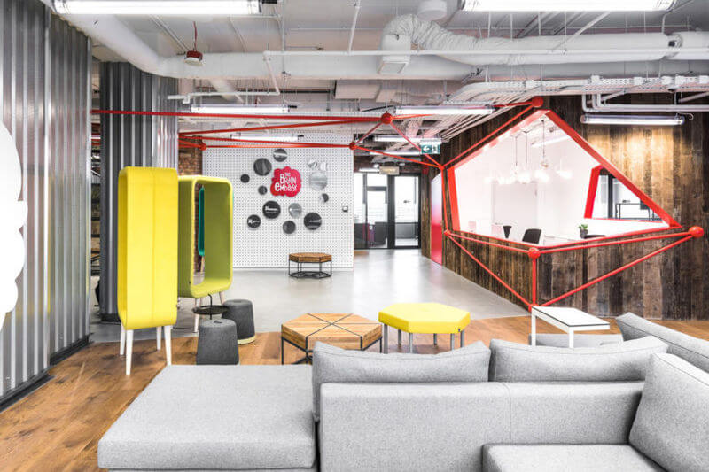 Coworking Space Chicago Suburbs in Chicago's West Loop